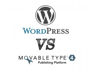 WordPress VS Movable Type